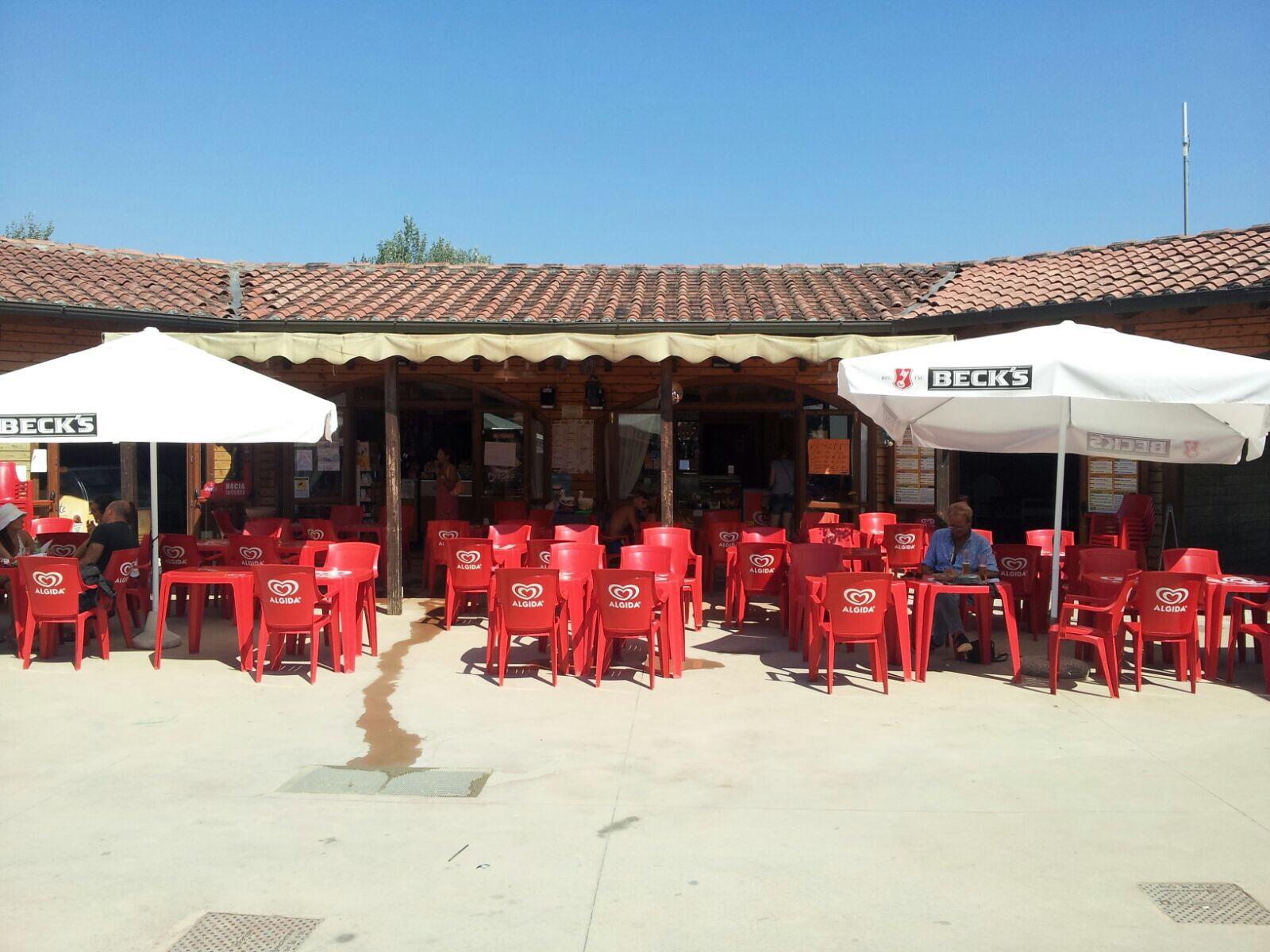 Camping viareggio italie