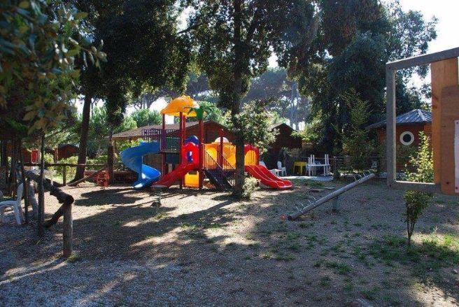 speeltuin camping paradiso